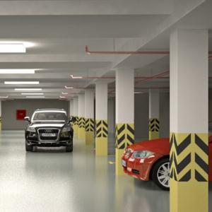 Автостоянки, паркинги Большого Луга