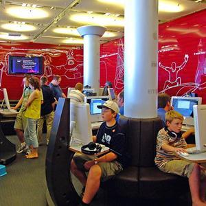 Интернет-кафе Большого Луга