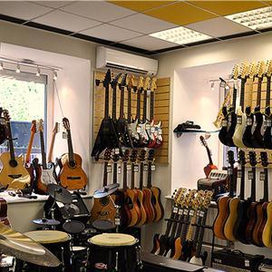 Музыкальные магазины Большого Луга