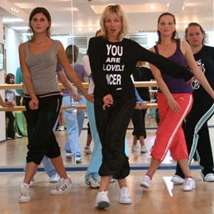 Школы танцев Большого Луга