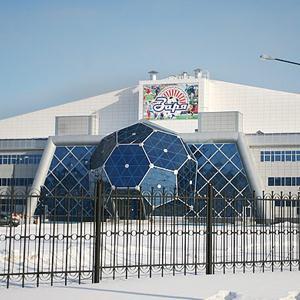 Спортивные комплексы Большого Луга