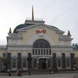 Железнодорожные вокзалы Большого Луга
